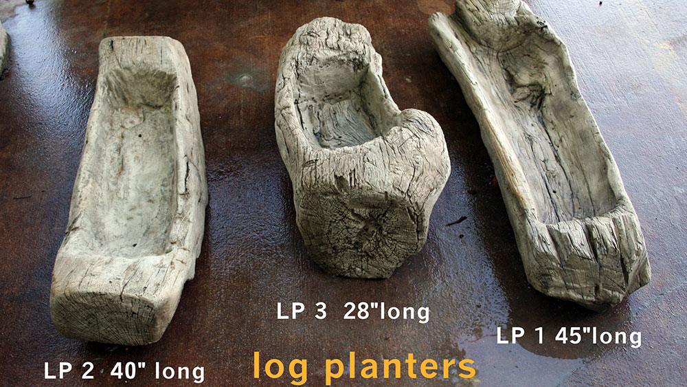 DP 1,2,3driftwood planters