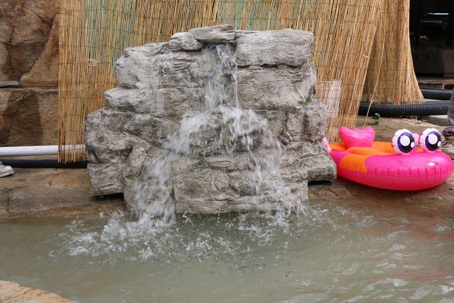 Pool Waterfalls Waterfall Creations