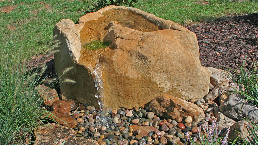 Wyoming Bubbler, pondless